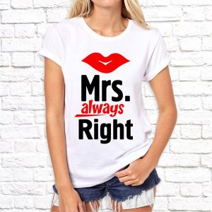 MRS Always Right/MR Right
